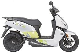 Kreidler e-Florett 3.0 45km/h Elektro-Roller -