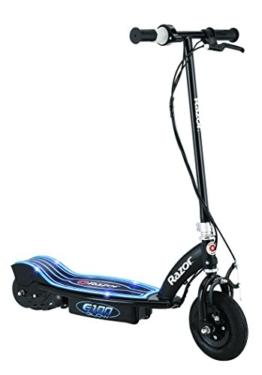 Razor Elektroroller E100 Glow Electric Scooter, Black, 13173831 -