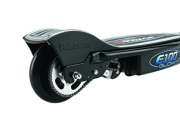 Razor Elektroroller E100 Glow Electric Scooter, Black, 13173831 -