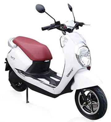 SXT Gekko V2 Elektroroller/E-Scooter - 1