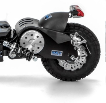 SXT Scooter SXT1000 Turbo Elektroroller/E-Scooter - 3