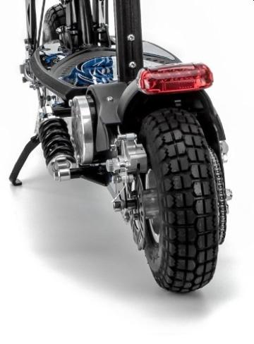 SXT Scooter SXT1000 Turbo Elektroroller/E-Scooter - 4