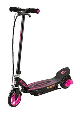 Razor Elektroroller PowerCore E90, pink - 1