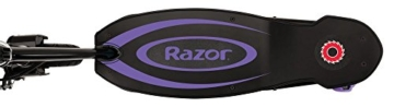 Razor Kinder Power Core E100 Elektroroller, Violet, One Size - 4