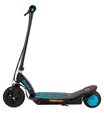 Razor Power Core E100 Elektroroller / Elektro-Scooter, Kinder, Power Core E100 - Blue, blau, Nicht zutreffend - 11