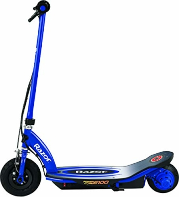 Razor Power Core E100 Elektroroller / Elektro-Scooter, Kinder, Power Core E100 - Blue, blau, Nicht zutreffend - 16
