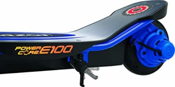 Razor Power Core E100 Elektroroller / Elektro-Scooter, Kinder, Power Core E100 - Blue, blau, Nicht zutreffend - 17