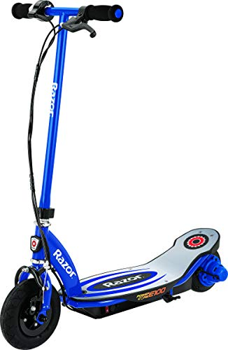 Razor Power Core E100 Elektroroller / Elektro-Scooter, Kinder, Power Core E100 - Blue, blau, Nicht zutreffend - 3
