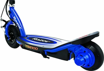 Razor Power Core E100 Elektroroller / Elektro-Scooter, Kinder, Power Core E100 - Blue, blau, Nicht zutreffend - 4