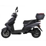 ELEKTROROLLER FUTURA E-Motorroller »Eagle Acid«, 1600 W, 45 km/h, schwarz