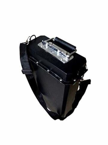 ELEKTROROLLER FUTURA E-Motorroller »Elettrico Lithium«, 1200 W, 45 km/h, weiß -