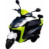ELEKTROROLLER FUTURA E-Motorroller »Falcon«, 3400 W, 45 km/h, grün
