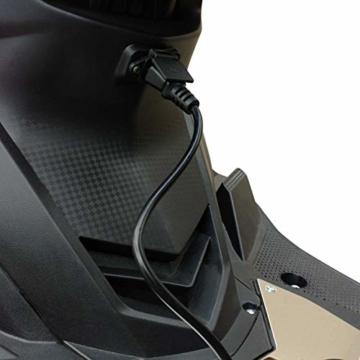 ELEKTROROLLER FUTURA E-Motorroller »Hawk 3000«, 3000 W, 45 km/h, rot -