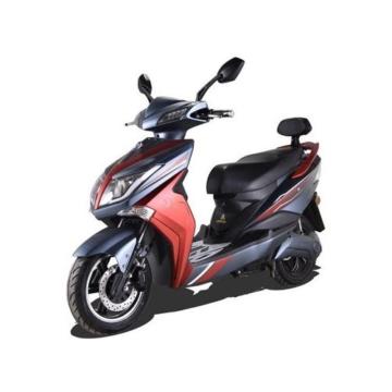 ELEKTROROLLER FUTURA E-Motorroller »Hawk 3000«, 3000 W, 45 km/h, rot