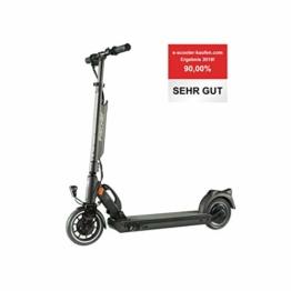 FISCHER E-Scooter ioco 1.0 mit Straßenzulassung des KBA, Elektro Scooter, 8 Zoll Reifengröße - 1