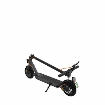 TREKSTOR e.Gear EG3178 E-Scooter mit Straßenzulassung (eKFV), 350 W Motor, 270 Wh Batterie, 25 km Reichweite, 8,5 Zoll Reifen, Stoßgedämpft, Scheibenbremse, nur 14,5kg, 120kg Tragkraft, Klappbar - 5